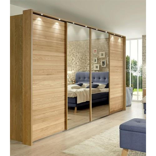 Double Door Sliding Wardrobe at Rs 550 /square feet | Vpc Nagar
