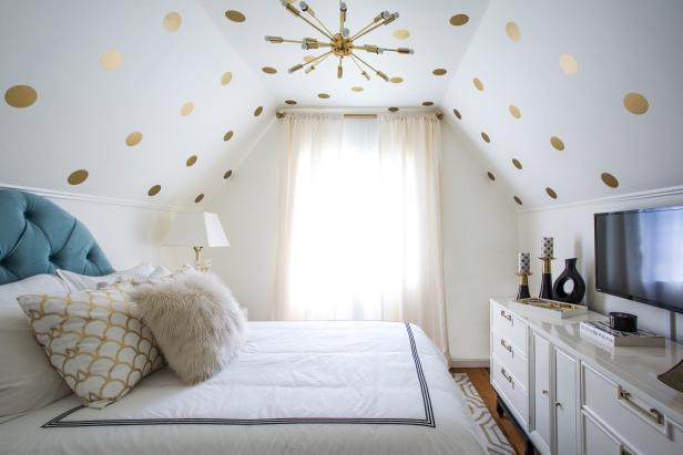 14 Ideas for Small Bedroom Decor | HGTV's Decorating & Design Blog