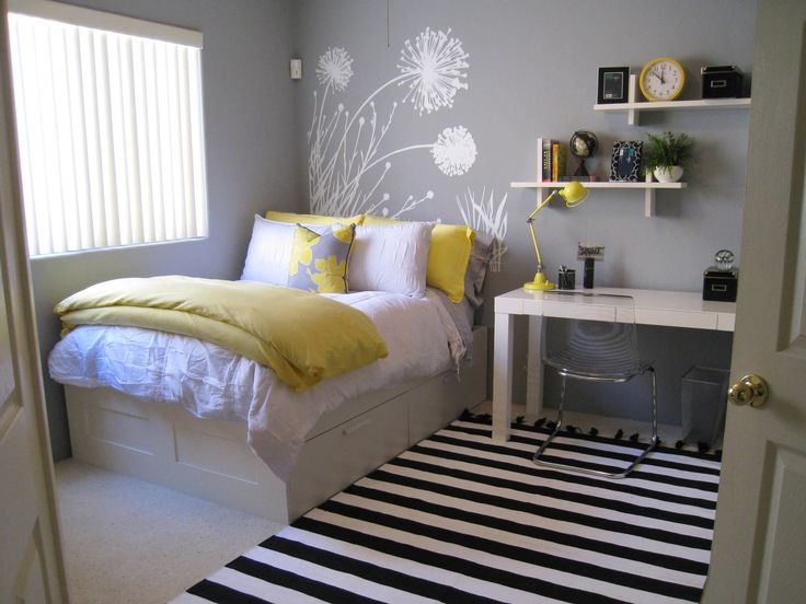 A brief summary of small   bedroom decorating ideas