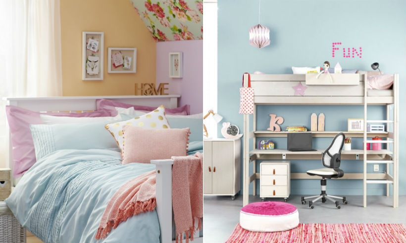 11 small bedroom ideas that are stylish and save space | HELLO!