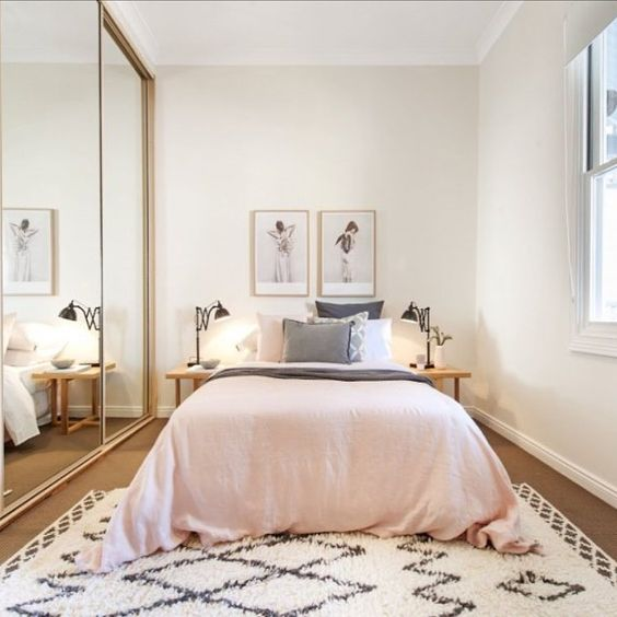 Small Bedroom Designs – How To   Get Them Done?