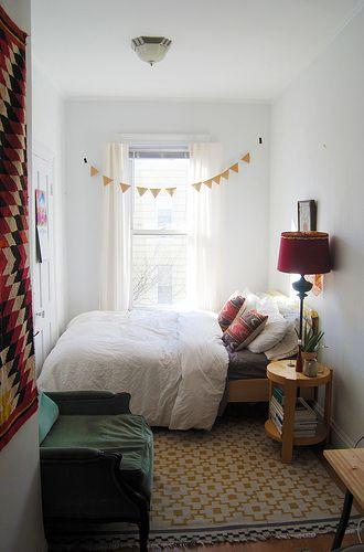 GreenpointRoom | Interior | Small bedroom designs, Uni room, Home