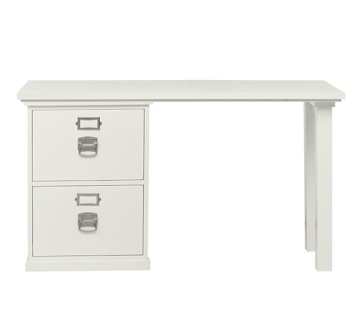 Bedford 2-Drawer Small Desk | Pottery Barn