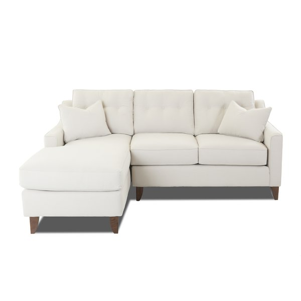 Latitude Run Pardo Small Sectional & Reviews | Wayfair