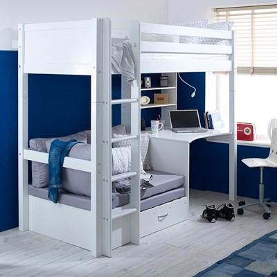 Loft Beds for Kids & Children's High Sleepers | Cuckooland
