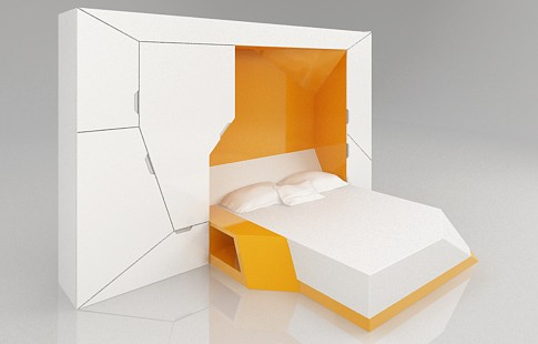 Cabinet Space: Space Saving Furniture