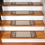Use Stair Treads Carpet And   Keep Your Stair Clean!