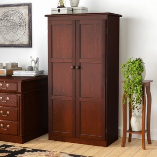 Tall Storage Cabinet | Wayfair