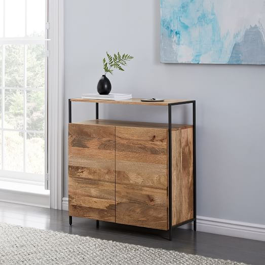 Industrial Storage Cabinet | west elm