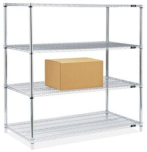 Shelving, Storage Shelves, Storage Racks in Stock - ULINE