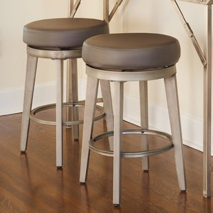 Swivel Barstools You'll Love | Wayfair