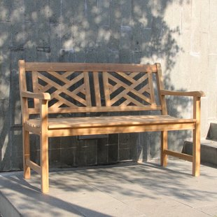 Teak Benches You'll Love | Wayfair