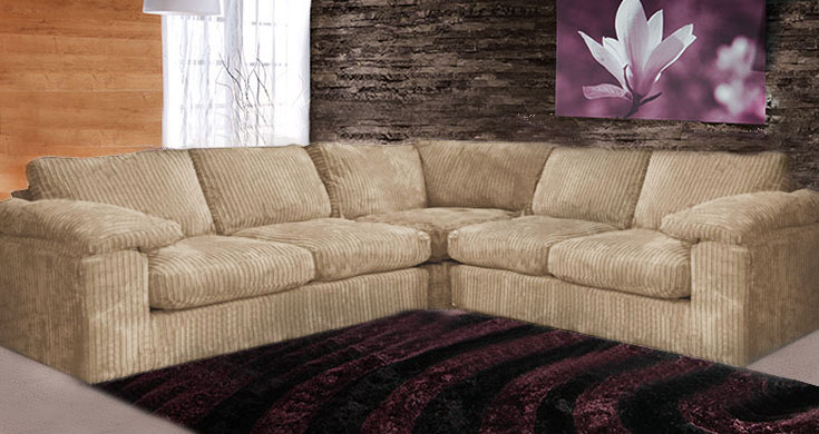 Best Large Fabric Corner Sofa camden fabric corner - Home Design