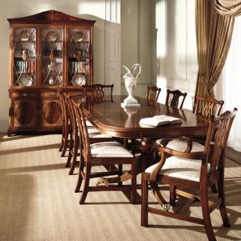 Traditional Furniture | Reproduction Furniture | Mahogany