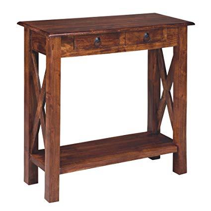 Amazon.com: Ashley Furniture Signature Design - Abbonto Sofa Table