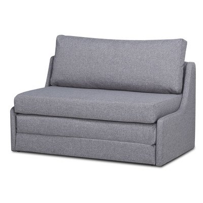 Amazon.com: Sabine Twin Size Sleeper Loveseat Sofa Bed Made w/Linen