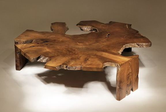 Unusual furniture from roots and driftwood | Ideas for Home Garden