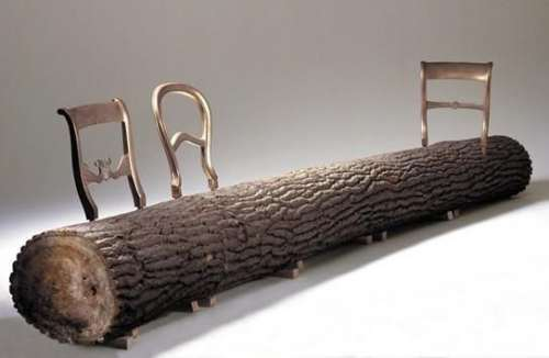 The unusual furniture. | Art Freelancer