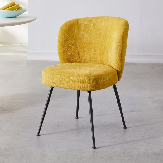 Greer Upholstered Dining Chair | west elm