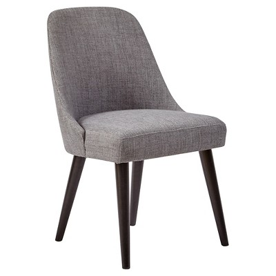 American Retrospective Upholstered Dining Chair (Set Of 2) - Gray