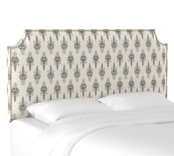 Adevon Upholstered Headboard | Pottery Barn