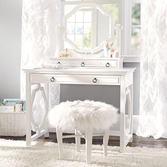 Elsie Classic Vanity Desk | PBteen