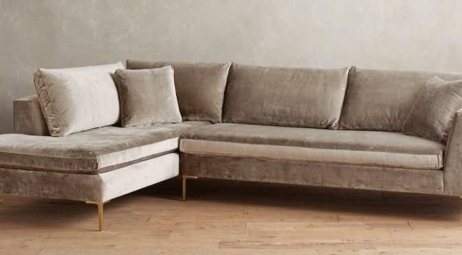 Designer Obsession: Inspiring Velvet Sofas I Décor Aid