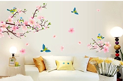 Amazon.com: Nursery Wall Decals, Nursery Flower Wall Decals XL