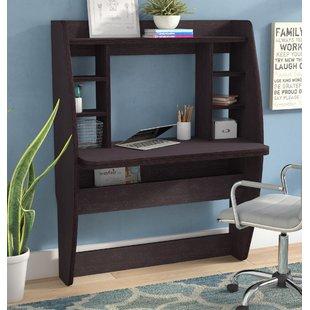 Hanging Wall Desk | Wayfair