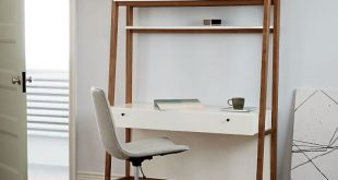 Modern Wall Desk | west elm