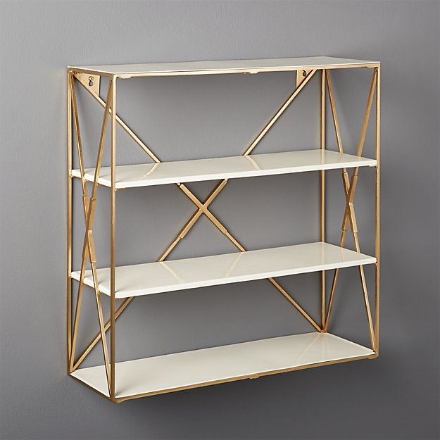 Smith Wall Shelves | CB2
