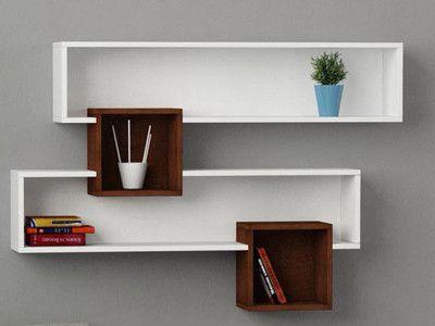 SALAD Wall Shelving Unit | Bookcase | Wall shelving units, Wall