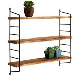 DECORATIVE AND PRACTICAL WALL   SHELVING UNITS
