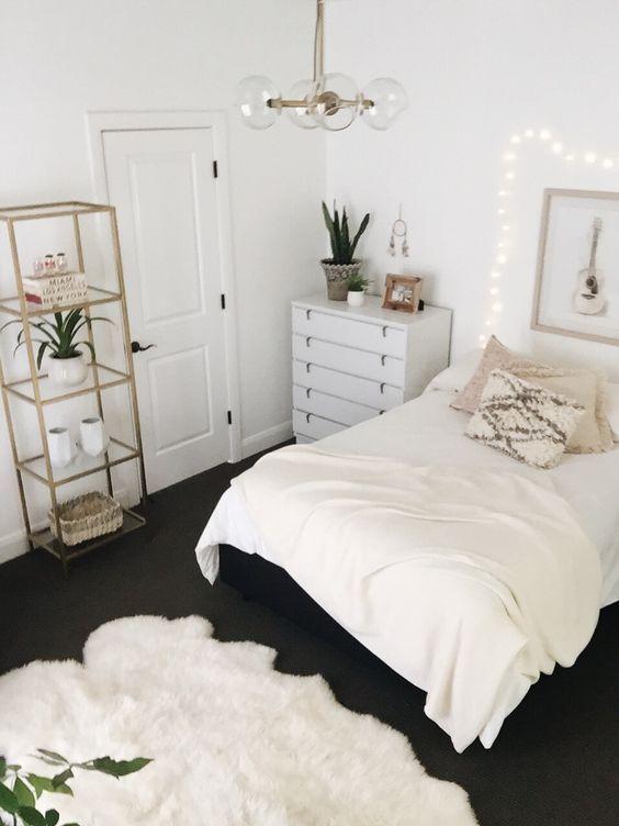 Pin by Apartment Showcase on DC Apt Inspo   Apartment bedroom decor