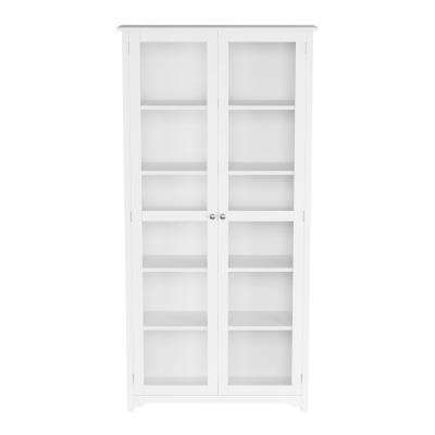White - Bookcases - Home Office Furniture - The Home Depot