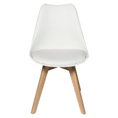 Celine Dining Chair - White (Set Of 2) - Aeon : Target