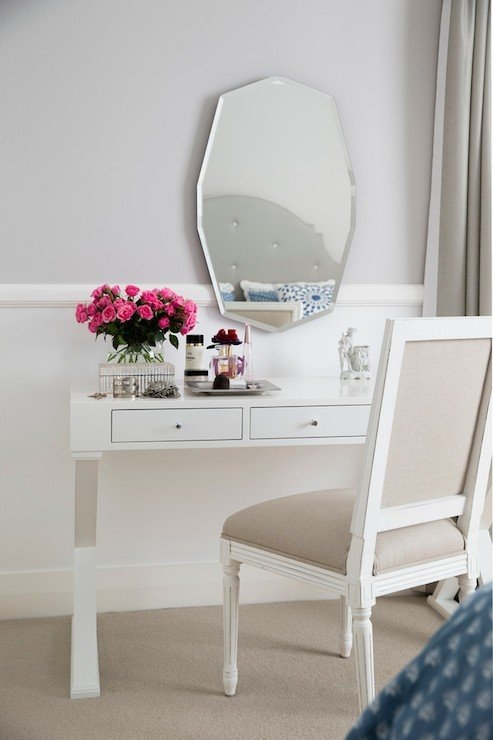 White Vanity Table With Mirror - Ideas on Foter