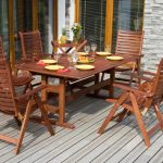 Wood Outdoor Furniture for   Your Trendy Home Patio