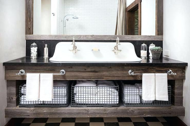 Wooden Bathroom Vanity Special Bathroom Decoration Enthralling Best
