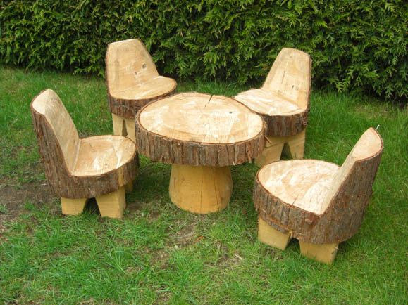 How To Choose And Look After Your Wooden Garden Furniture | OUTSIDE