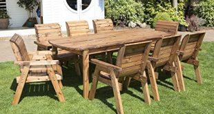 Wood Garden Furniture: Amazon.co.uk