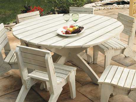 Outdoor Wood Patio Furniture | Shop This Classic Look At PatioLiving