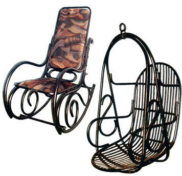 How to Restore Indoor Wrought-Iron Chairs | How To Build A House