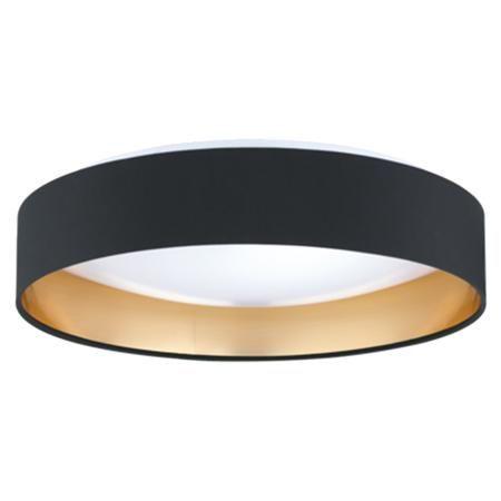 Modern Ringed LED Ceiling Light