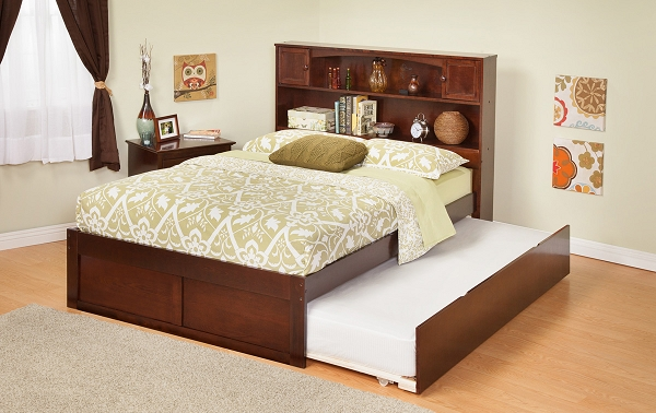 Platform bed extra long twin