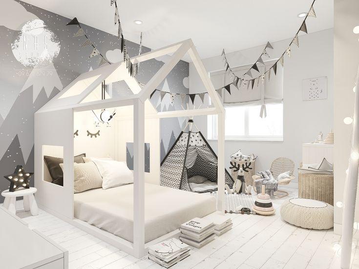 40 Cool Bed Kids Design Ideas
