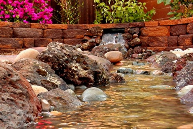 Ideas for landscaping rock and gravel