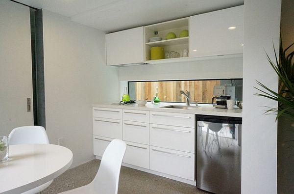 Kitchen cabinet knobs white