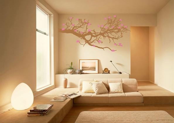 Living room wall art canvas