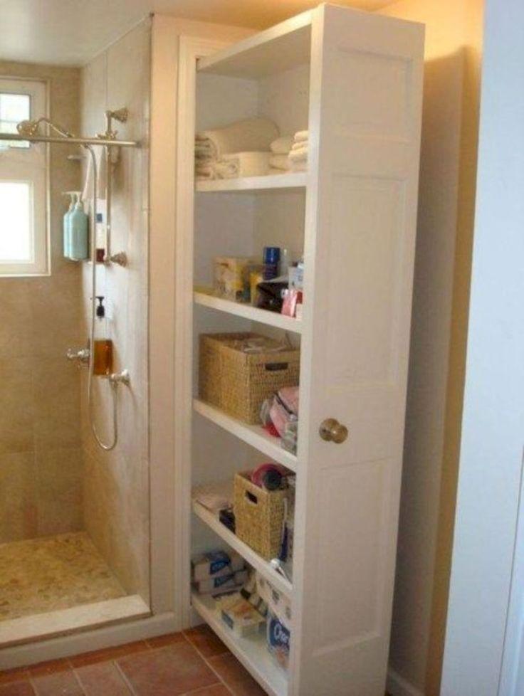 47 Amazing Bathroom Shower Ideas for Tiny House